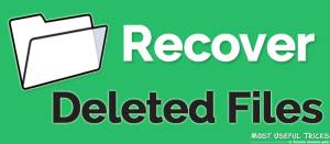 recover-deleted-files from memory card